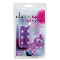 Funda Pene Gladiator Bead Sleeve