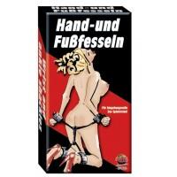 LUX FETISH Hogtie Set (5pcs.)