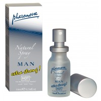 HOT MAN NATURALl SPRAY EXTRA STRONG 10ml