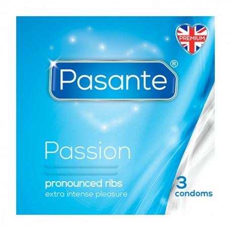 PASANTE RIBBED 3's