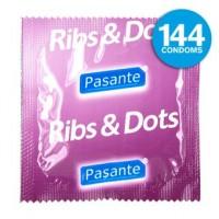 PASANTE RIBS AND DOTS 144's
