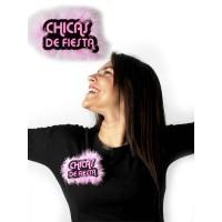 "BROCHE ""CHICAS DE FIESTA"""