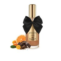 SUNSET GLOW - ACEITE DE MASAJE BRILLANTE CON AROMA A CHOCOLATE NEGRO 100 ml