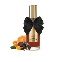 LIGHT MY FIRE · ACEITE DE MASAJE EFECTO CALOR · CHOCOLATE 100 ml