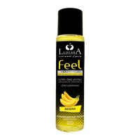 LUBRICANTE FEEL FRAGRANCE BANANA 60 ML