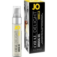 JO ORAL DELIGHT CHERRY BURST