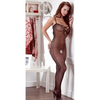 MANDY MYSTERY CATSUIT NEGRO M/L