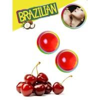 SET 2 BRAZILIAN BALLS AROMA CEREZA
