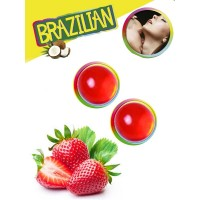 SET 2 BRAZILIAN BALLS AROMA FRESA