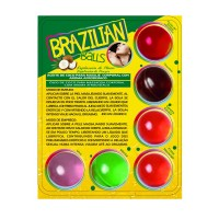 SET 6 BRAZILIAN BALLS AROMAS