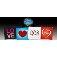 PASANTE LOVE144 PRESERVATIVOS EN BOLSA