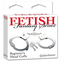FETISH FANTASY SERIES ESPOSAS METAL CUFFS