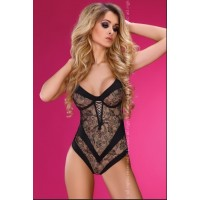 LIV CORSETTI ZANKHANA S/M BODY NEGRO PERFECT COLLECTION