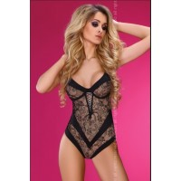 LIV CORSETTI ZANKHANA L/XL BODY NEGRO PERFECT COLLECTION