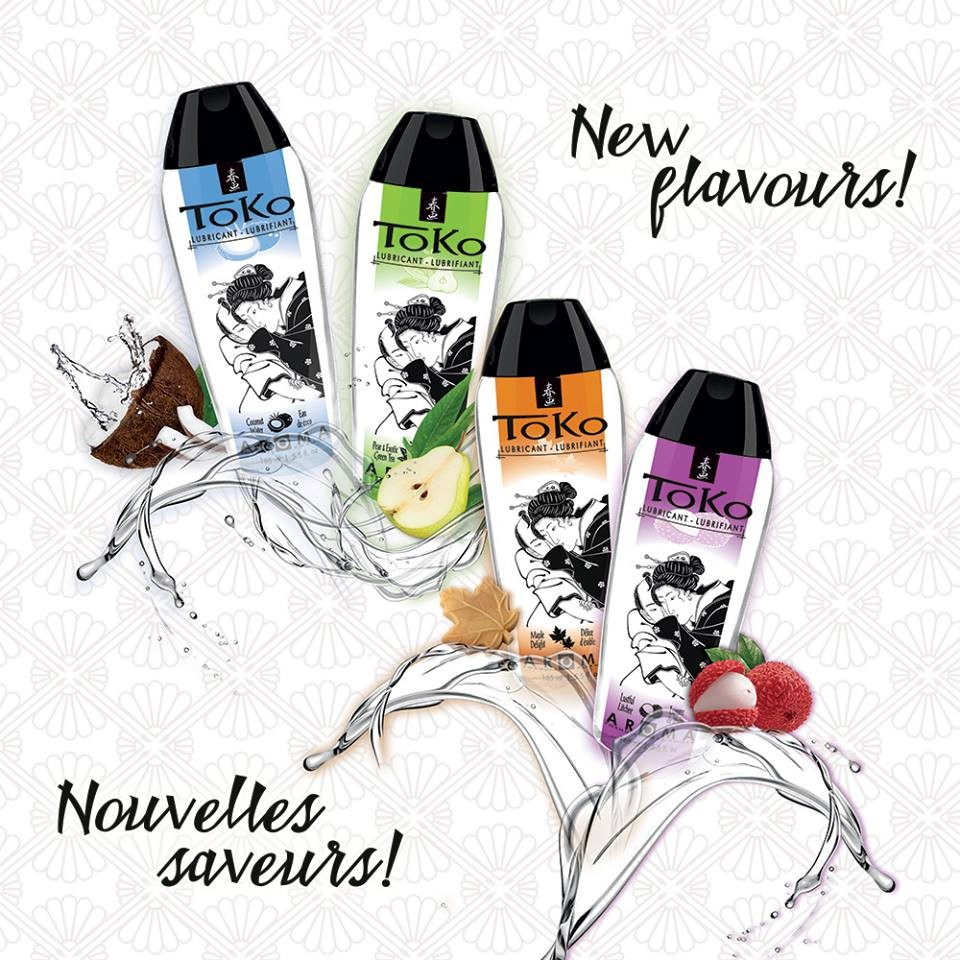 TOKO NEW FLAVOURS